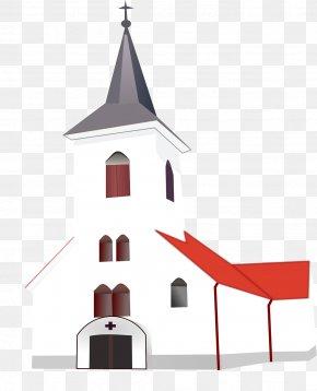 Sacred Church - Church Clip Art PNG