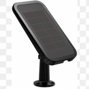 Solar Panels - Netgear Monocrystalline Silicon Camera Solar Panels PNG