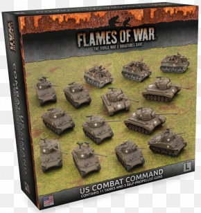 United States - Second World War Flames Of War United States First World War Second Battle Of El Alamein PNG