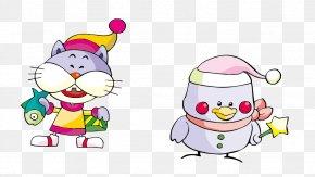 Vector Cat - Cat Kitten Cartoon Clip Art PNG