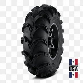 Mud - Off-road Tire Side By Side All-terrain Vehicle Tread PNG