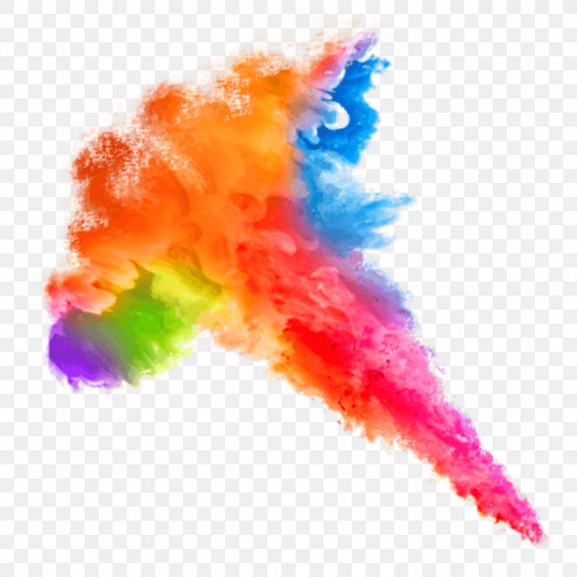 Color Splash, PNG, 1500x1500px, Rainbow, Cloud, Color, Drawing, Fog Download Free