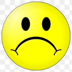 Crying Smiley Faces - Smiley Sadness Emoticon Clip Art PNG
