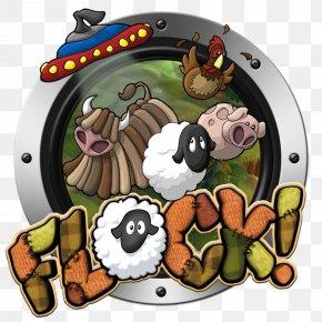 Flock - Artist Work Of Art Character Tekken 7 PNG