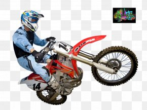 Motocross Transparent Background - Freestyle Motocross Motorcycle PNG