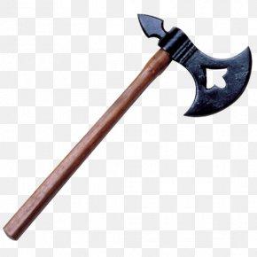 Axe - Middle Ages Battle Axe Throwing Axe Dane Axe PNG