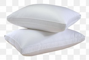 Pillow - Pillow Cushion Bed Sheet Mattress PNG