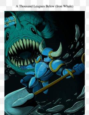 Shovel Knight: Plague Of Shadows - DeviantArt Illustration Shovel Knight Poster PNG