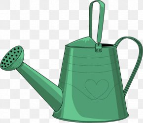 Watering Cliparts - Watering Can Garden Clip Art PNG