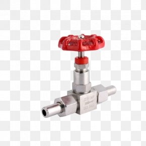 Stainless Steel Welded Needle Valve - Ball Valve Stainless Steel Welding PNG