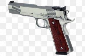 .45 ACP - Dan Wesson Firearms .38 Super M1911 Pistol .45 ACP PNG