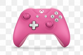 Xbox - Xbox One Controller Game Controllers Xbox 360 Controller Joystick PNG