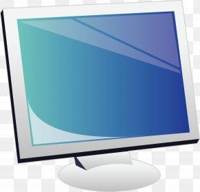 Computer Vector Element - Computer Monitors Computer File PNG