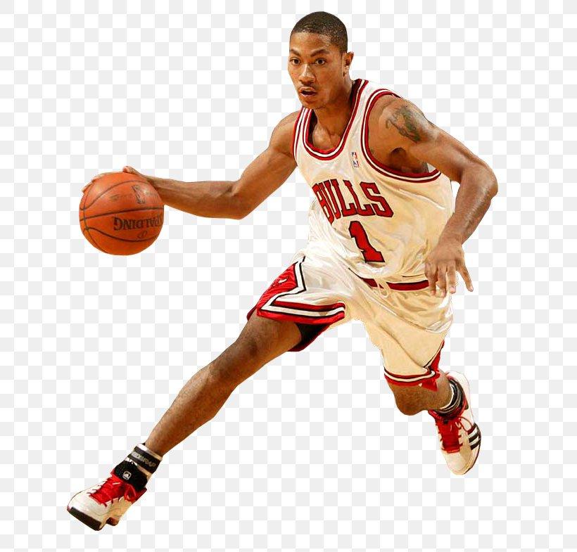 Derrick Rose Basketball Player NBA Detroit Pistons, PNG, 666x785px, Derrick Rose, Athlete, Ball, Ball Game, Basketball Download Free