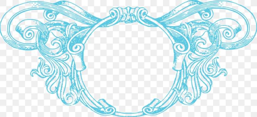 Picture Frame Ornament Clip Art, PNG, 1024x470px, Borders And Frames, Antique, Aqua, Azure, Blue Download Free