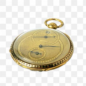 Record Time Pocket Watch - Clock Pocket Watch PNG