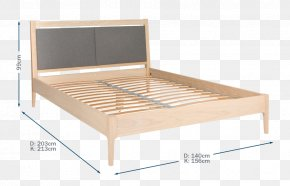 King Size Bed - Bed Frame Headboard Couch Mattress PNG