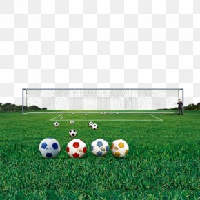 Football Field - Football Pitch Poster PNG