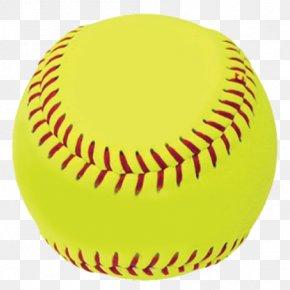 Softball - Softball Tee-ball Baseball Pitch PNG