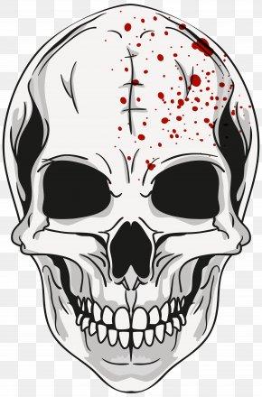 Halloween Skull Clip Art Image - Calavera Skull Clip Art PNG