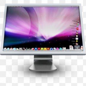 CinemaDisplay - Computer Wallpaper Computer Monitor Desktop Computer PNG