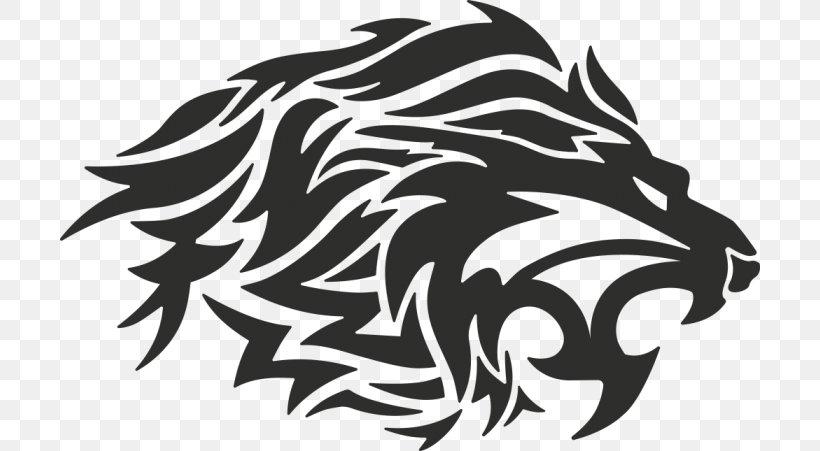 Lion Tattoo Logo Vector Graphics Image Png 700x451px Lion Art Beak Bird Bird Of Prey Download