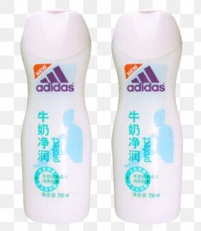 Adidas Milk Bath - Shower Gel Tmall Shampoo Bathing Dove PNG