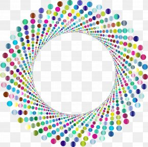 Circle Abstract - Circle Color Desktop Wallpaper Clip Art PNG