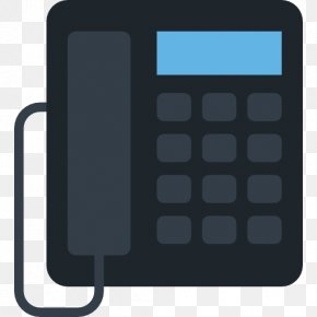 Cartoon Phone - Telephone Call Mobile Phone Icon PNG