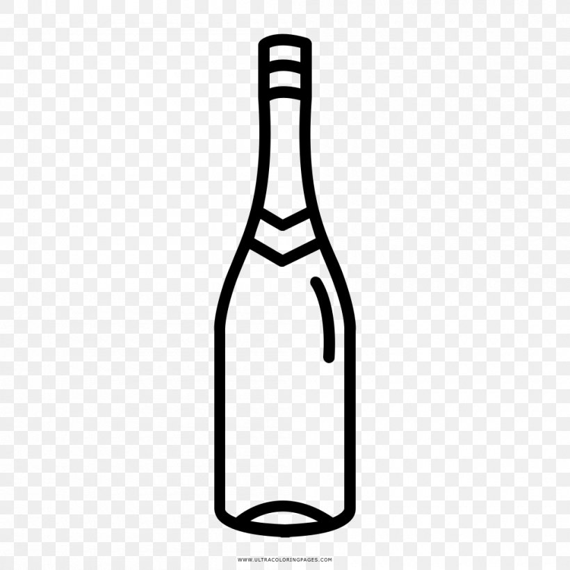 Wine Drawing Bottle Coloring Book Png 1000x1000px Wine