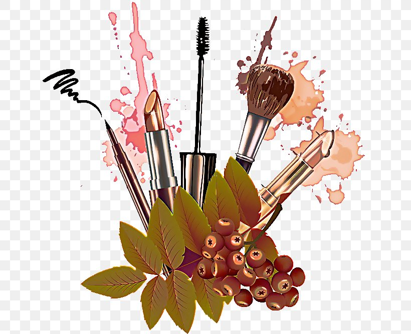 Makeup Cartoon Png 650x667px Cosmetics Beauty Drawing Eye Liner Flower Download Free