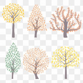 Big Tree - Drawing Euclidean Vector Tree Vector Graphics Image PNG
