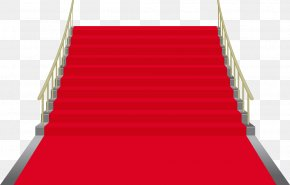 Stairs Covered With Red Carpet Pictures - Stairs Stair Carpet Clip Art PNG