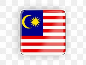 Flag - Flag Of Malaysia National Flag Sticker PNG