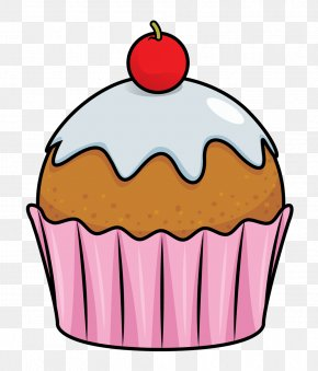 Cup Cake Cliparts - Cupcake Birthday Cake Clip Art PNG