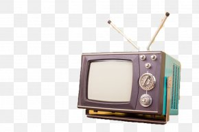 Vintage TV - Television Channel Advertising Vintage TV Cable Television PNG