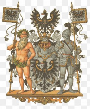 Wappen Von Deutschland - Kingdom Of Prussia States Of Germany Coat Of Arms Heraldry PNG