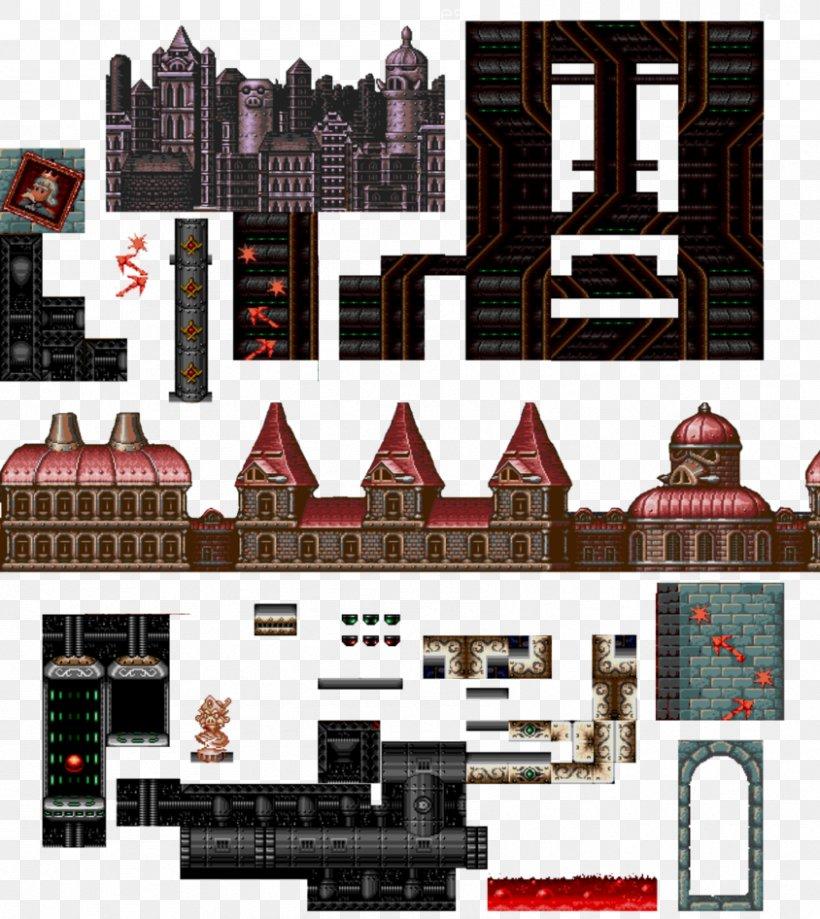 Tile Based Video Game Sprite Pixel Art Super Mario World