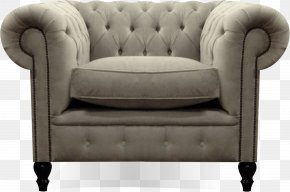 Armchair Image - Wing Chair Couch PNG