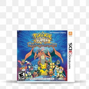 Pokémon Super Mystery Dungeon - Pokémon Super Mystery Dungeon Pokémon Mystery Dungeon: Gates To Infinity Pokémon Sun And Moon Pokémon GO Pokémon X And Y PNG