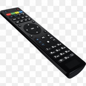 Remote Control - IPTV Set-top Box Over-the-top Media Services Infomir MAG254 EASYBOX PNG