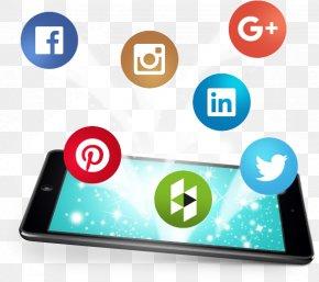 Socialmediamanager - Smartphone Feature Phone Social Media Mobile Phones Portable Media Player PNG