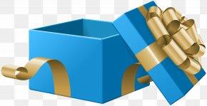 Box Open - Christmas Gift Vector Graphics Clip Art Box PNG