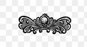 Frilly Scroll Cliparts - Paper Ruffle Free Content Clip Art PNG