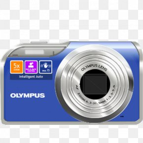 Hand-painted Digital Cameras - Digital Camera Digital Data Download Icon PNG