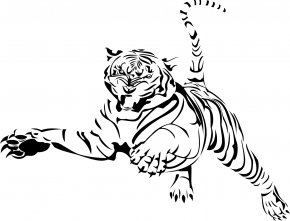 Lion - Bengal Tiger Lion Felidae Coloring Book PNG