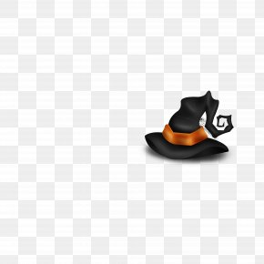Halloween Horror Hat Free Matting Material - Halloween Software PNG