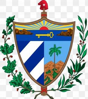 Cuba - Coat Of Arms Of Cuba Flag Of Cuba National Symbols Of Cuba PNG