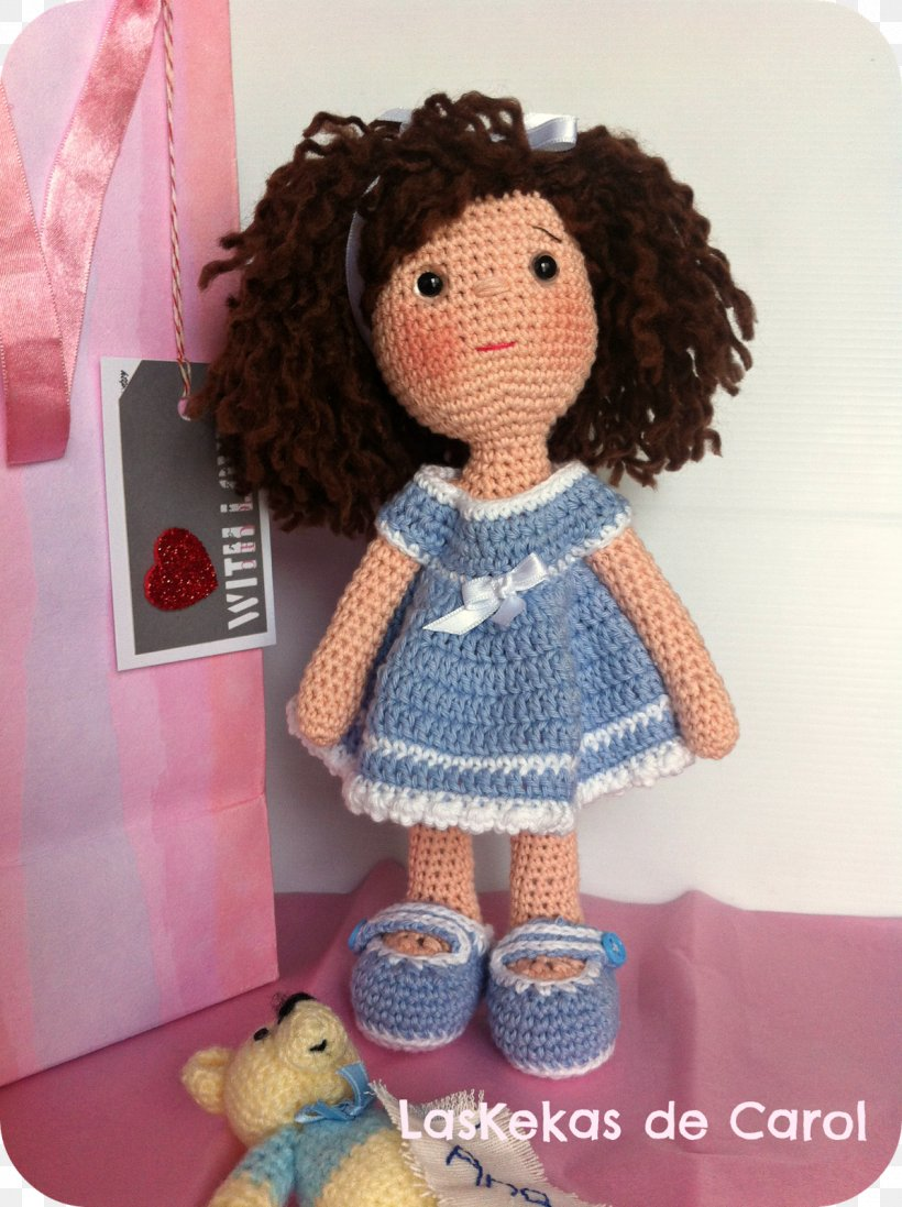 Amigurumi Doll Pattern. Crochet doll pdf pattern. | 1097x820