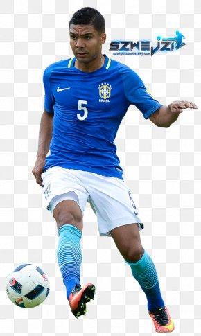Football - Casemiro Brazil National Football Team Real Madrid C.F. 2014 FIFA World Cup PNG